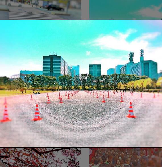 三角コーンPlaza