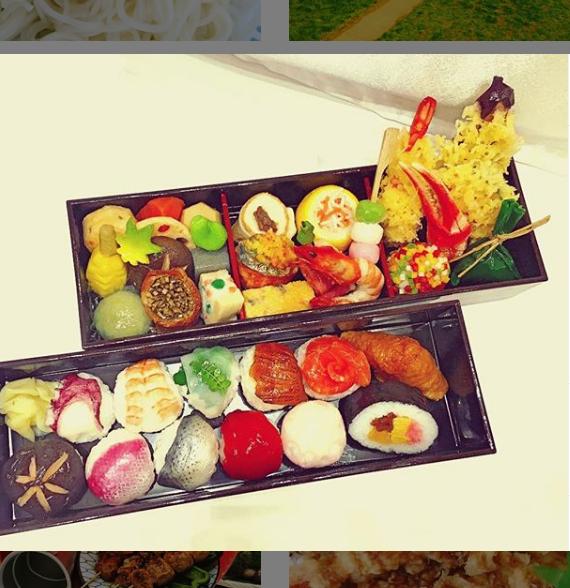 食品サンプル 彩り弁当 Food Sample Color Bento